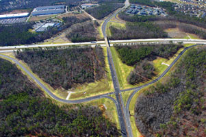 I-295 Meadowville Interchange – Chesterfield, VA