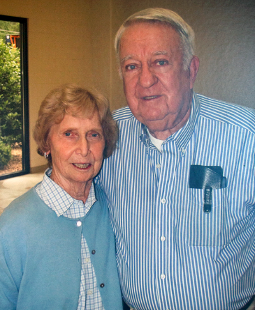 Founders – Mr. and Mrs. Curtis